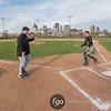 Tri-City v Minneapolis Southwest Baseball at Parade Stadium on 28 April 2017