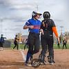 Minneapolis Washburn v Minneapolis South Softball at Neiman Sports Complex on 21 April 2017