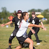 Seattle Riot v DC Scandal Women's Division Pool B game at 2017 USA Ultimate US Open in Blaine, Minnesota - Day 1