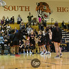 Minneapolis Southwest Lakers v Minneapolis South Tigers Girls Basketball at South on 15 December 2017