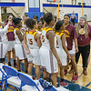 Minneapolis Roosevelt at Minneapolis Washburn Girls Basketball on 18 January 2017