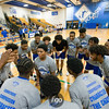 Minneapolis North v Chester Academy Boys Basketball in Section 4A MSHSL at North High School on 9 March 2017