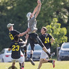 University of Minnesota Grey Duck v University of Oregon Ego Men's Division Ultimate at Day 1 at 2017 USAU D1 College National Championships in Mason, Ohio