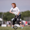 University of British Columbia Thunderbirds v University of Texas Melee Women's Division Ultimate at Day 1 at 2017 USAU D1 College National Championships in Mason, Ohio