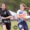 University of Virginia Hydra v UCLA Blu Women's Division Ultimate at Day 1 at 2017 USAU D1 College National Championships in Mason, Ohio