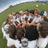 Colorado Kali v Texas Melee Women's Division Semifinals at day 3 of USA Ultimate D1 College National Championships in Franklin, Ohio