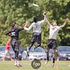 University Massachusetts Zoodisc v University of Washington Sundodgers Men's Division Ultimate at Day 1 at 2017 USAU D1 College National Championships in Mason, Ohio