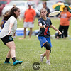 University of California Pie Queens v University of British Columbia Thunderbirds Women's Division pool play at day 2 of USA Ultimate D1 College National Championships in Mason, Ohio