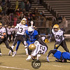 Minneapolis North Polars v Caledonia Warriors, 2017 Minnesota State High School League Class AA Championship Quaterfinal Football in Burnsville High School