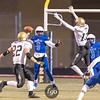 Minneapolis North Polars v Caledonia Warriors, 2017 Minnesota State High School League Class AA Championship Quaterfinal Football in Burnsville High School