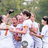 St. Louis Park Orioles v Minneapolis Washburn Millers Girls Soccer Sectional at Washburn on October 14, 2017