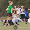 Minneapolis Drag 'N Thrust v Boston Wild Card Mixed Division Pool Play at the USA Ultimate National Championships in Sarasota - Bradenton, Florida on 19 October 2017