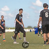 Seattle Mixtape v Dallas Public Enemy Mixed Division Pool Play at the USA Ultimate National Championships in Sarasota - Bradenton, Florida on 19 October 2017