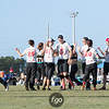 Seattle Riot v Texas Showdown Women's Division Pool Play at the USA Ultimate National Championships in Sarasota - Bradenton, Florida on 19 October 2017