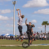Minneapolis Drag 'N Thrust v Boston Slow White Mixed Division Quarterfinals at the USA Ultimate National Championships in Sarasota - Bradenton, Florida on 20 October 2017