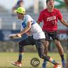 Seattle BFG v Philadelphia AMP Mixed Division Semifinal at USA Ultimate Nationals in Sarasota-Bradenton, Florida on 21 October 2017