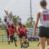 Seattle Mixtape v Philadelphia AMP Mixed Division Final at USA Ultimate National Championships in Sarasota Bradenton, Florida on October 22, 2017
