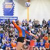 Minneapolis Southwest v Minneapolis Washburn Volleyball at Washburn on October 9, 2017