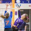 Minneapolis Southwest v Minneapolis Washburn Volleyball at Washburn on October 9, 2017