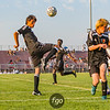 Minneapolis South Tigers v Minneapolis Roosevelt Teddies  Boys Soccer at Roosevelt on 14 September 2017