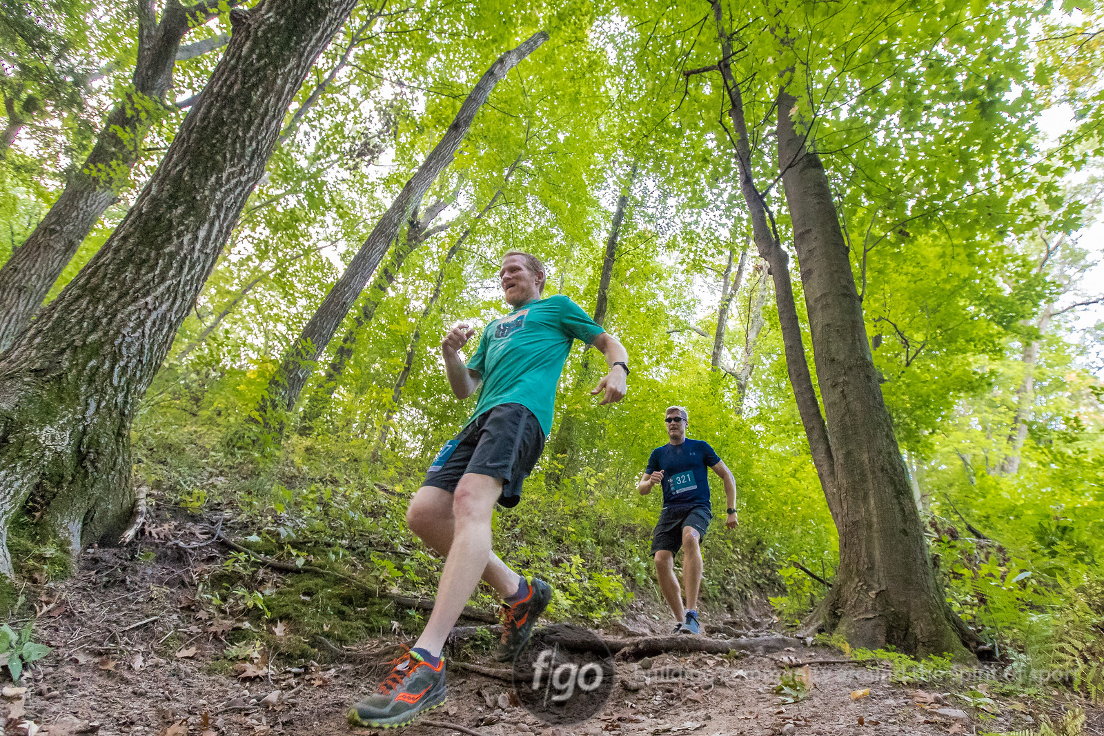 2017 Surly Trail Loppet in Minneapolis, Minnesota on September 23, 2017