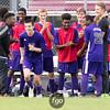 Minneapolis Southwest v Minneapolis Roosevelt Boys Soccer at Roosevelt on September 26, 2017