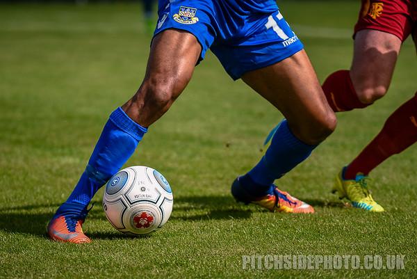 Eastleigh v Tranmere Rovers - Vanarama National League