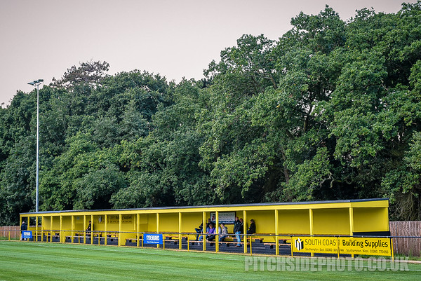 Hamble Club v Andover New Street - Hampshire Senior Cup