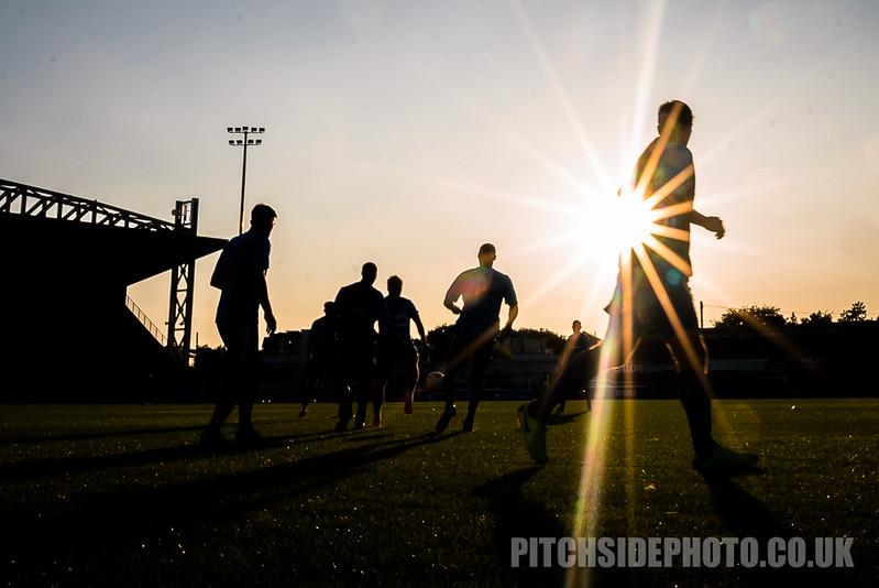 Woking v Eastleigh - Vanarama National League