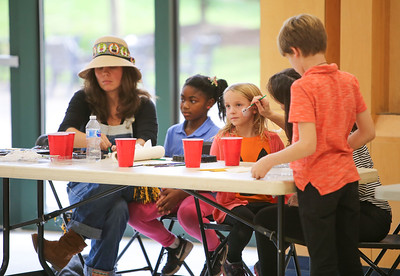 Parents and Staff Organize a Fall Carnival