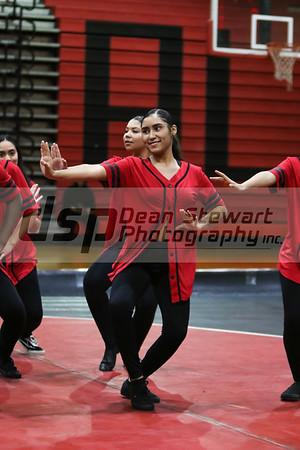 Colonial Dance Team 12-5-18