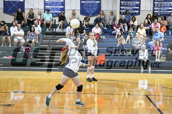 Holy Trinity Volleyball JV/V Sept 10th