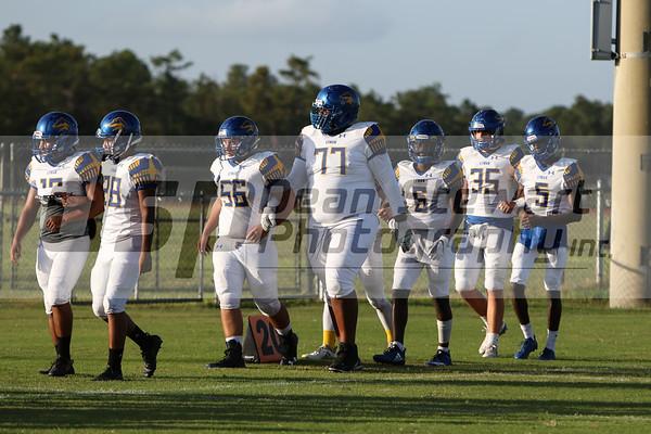 Lyman Varsity Football 9-27-18