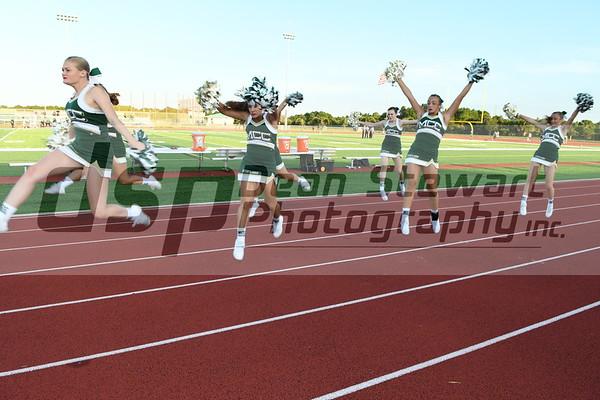 MCC Football V + Cheerleading Sept 14th