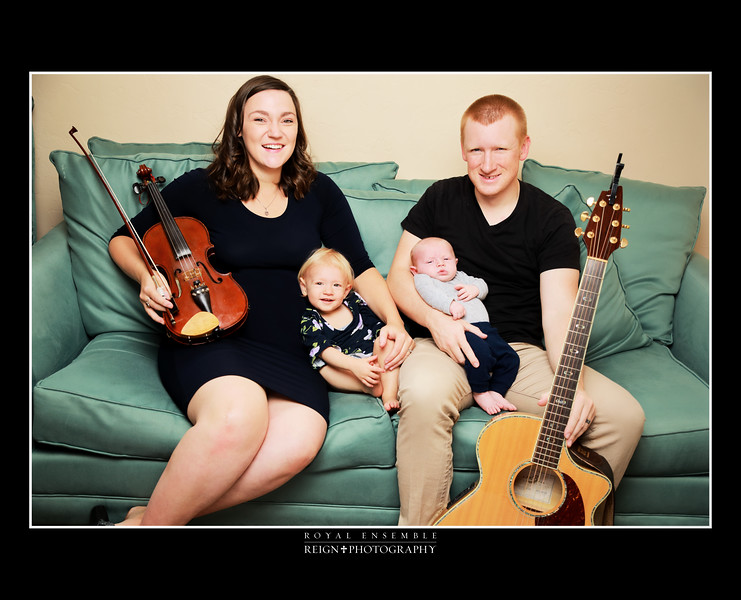 A Family that Plays Together