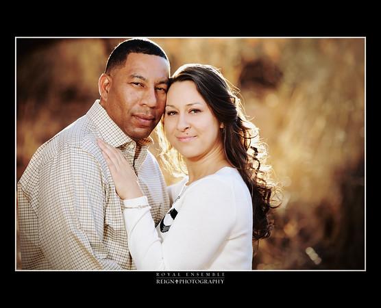 Wayne & Stephanie