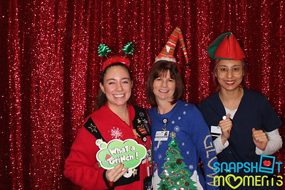 12/13/18 - Adventist HealthCare Holiday Party (Day Shift)