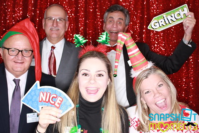 12/13/18 - Adventist HealthCare Holiday Party (Night Shift)