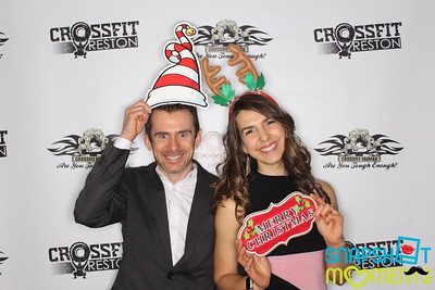 12/15/18 - Crossfit Reston's Holiday Party