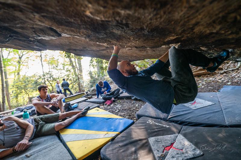 Climbing-Coopers-Rock-Adventure-WV-40