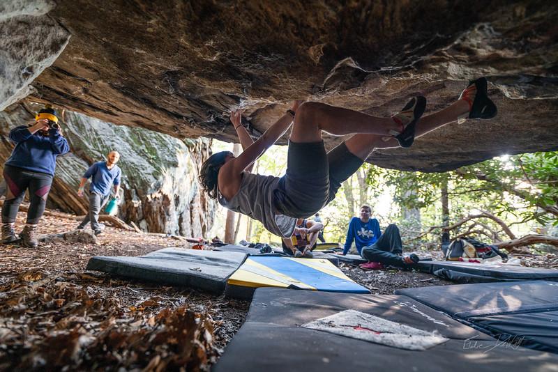 Climbing-Coopers-Rock-Adventure-WV-35