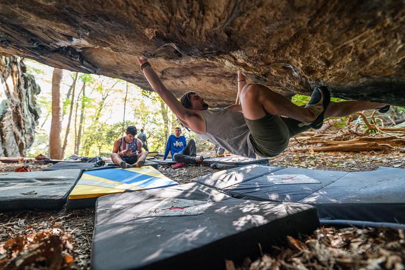 Climbing-Coopers-Rock-Adventure-WV-24