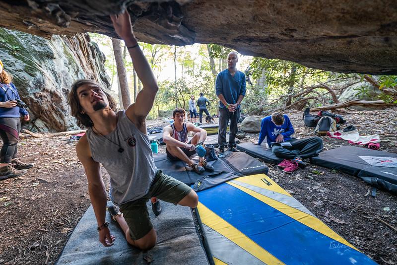 Climbing-Coopers-Rock-Adventure-WV-47
