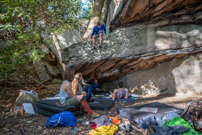 Climbing-Coopers-Rock-Adventure-WV-12