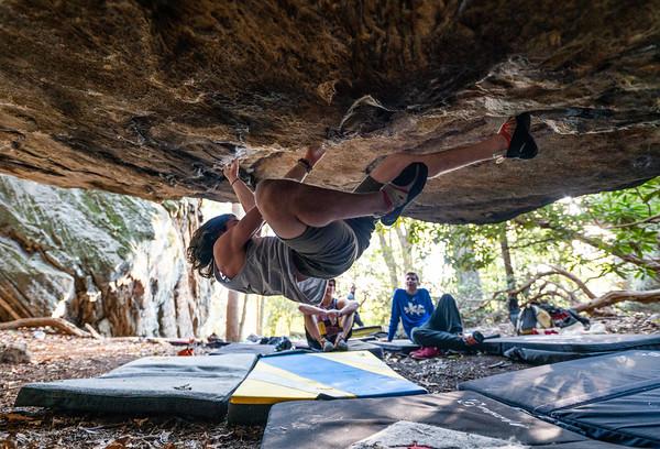 Climbing-Coopers-Rock-Adventure-WV-33