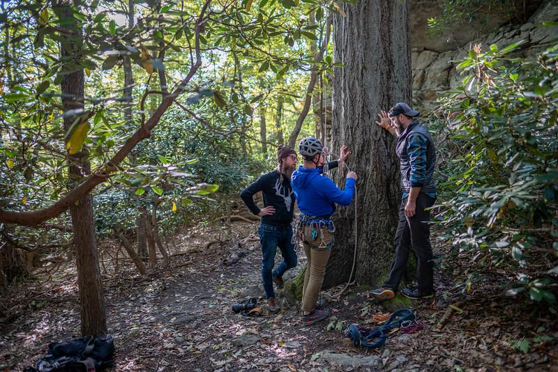 Climbing-Coopers-Rock-Adventure-WV-8