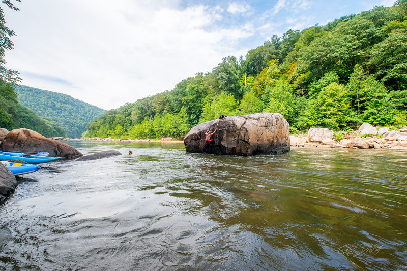 Boating-Cheat-Canyon-West-Virginia-by-Gabe-DeWitt-224