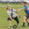 Denver Molly Brown v Austin Showdown at 2018 USAU US Open International Club Championships at the National Sports Center in Blaine, Minnesota