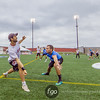 Minneapolis Drag N' Thrust v Philadelphia AMP Mixed Division Semifinals at 2018 USAU US Open International Club Championships at the National Sports Center in Blaine, Minnesota