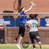 Denver Molly Brown v Boston Brute Squad Women's Division Semifinals at 2018 USAU US Open International Club Championships at the National Sports Center in Blaine, Minnesota